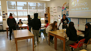 UPrep Students Attend Rainier Beach BLOC Party