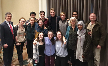 UPrep Mock Trial Brings Home Awards from State