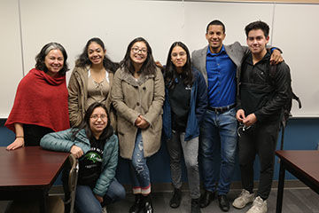 UPrep Students Attending Latino Leadership Conference