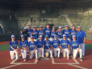 UPrep Varsity Baseball Headed to District and State