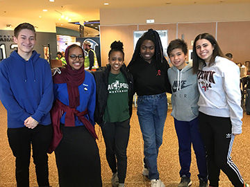 UPrep Sends Delegation of 21 to NAIS Conferences