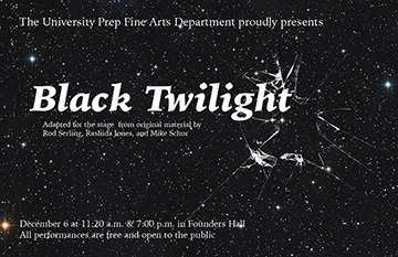 Black Twilight Tonight!