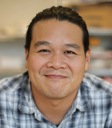 Leaders to Learn From: Ray Yang, Fine Arts Teacher and 6th Grade Dean